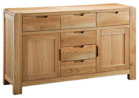 Sola Oak Large Sideboard