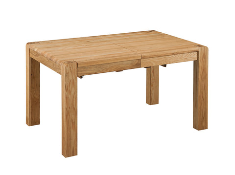 Sola Scandinavian Oak Large Extending Table