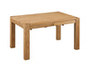 Image of Sola Scandinavian Oak Large Extending Table