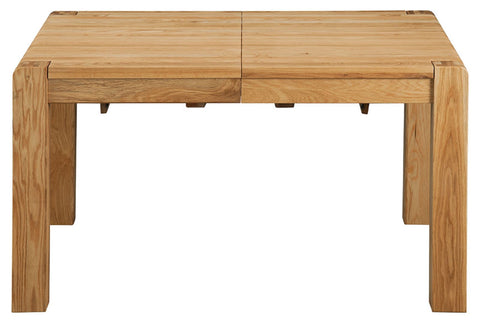 Sola Scandinavian Oak Small Extending Table