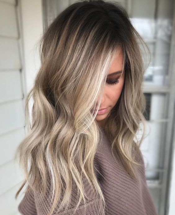 Evolution of the Ombre to the 'Sombre' - Hair Colour Trend