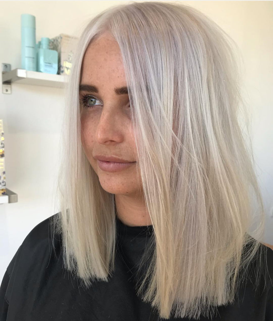 PLATINUM BLONDE MAINTENANCE - HOW OFTEN SHOULD I TOUCH UP MY ROOTS?