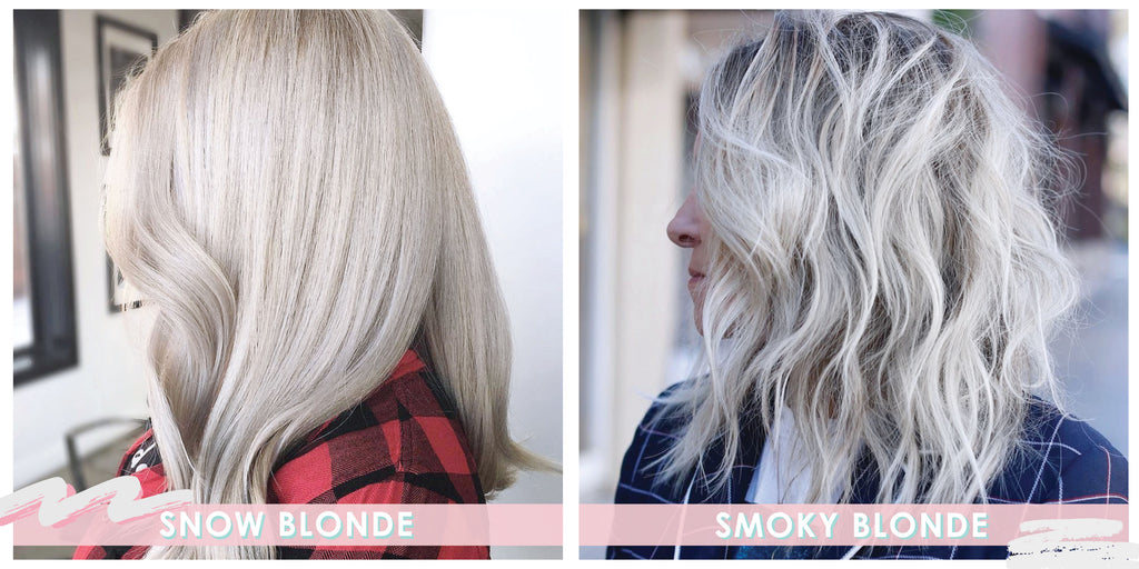 How to Beautifully Embrace Your Grey...by going Blonde!
