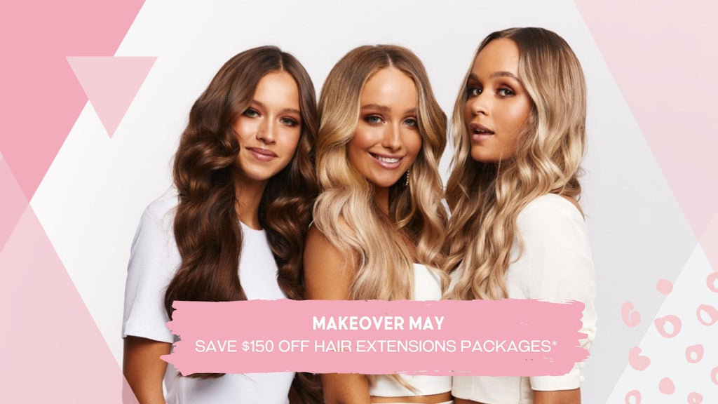PERTH HAIR extension special for salon