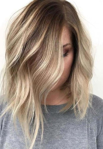 What Is Balayage Hand Painted Or Free Hand Hightlights