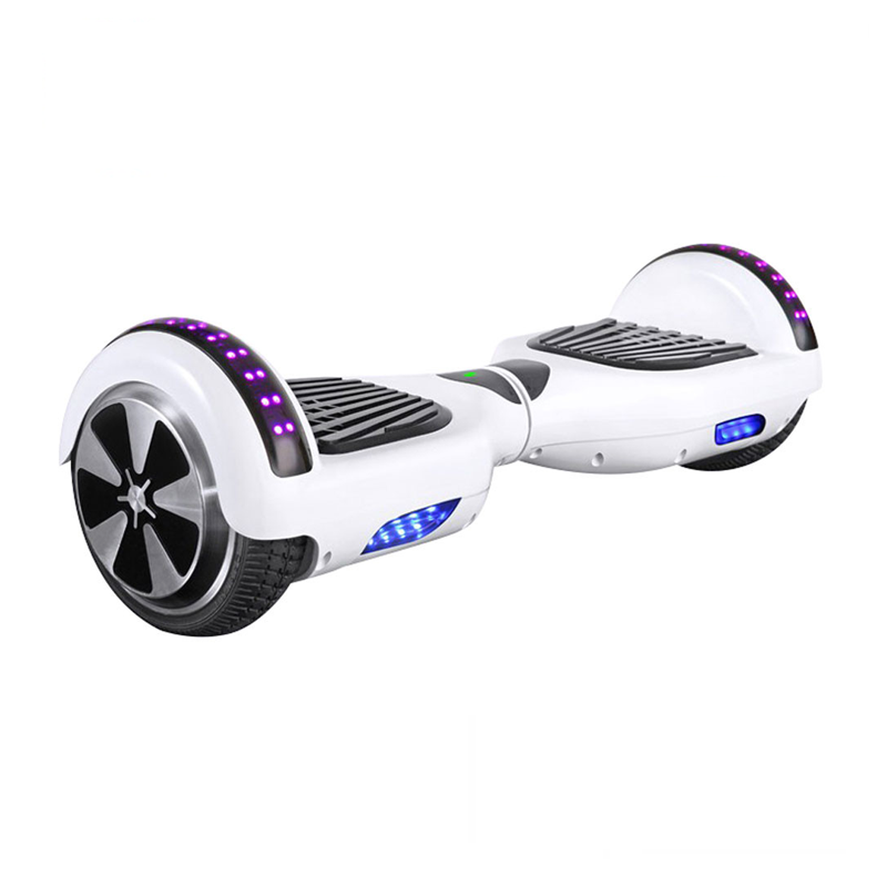 white 6 5 classic segway hoverboard hoverboard abc uk. Black Bedroom Furniture Sets. Home Design Ideas