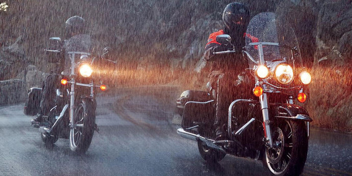 Enjoy A Rainy Motorcycle Trip and Be Safe with These Tips