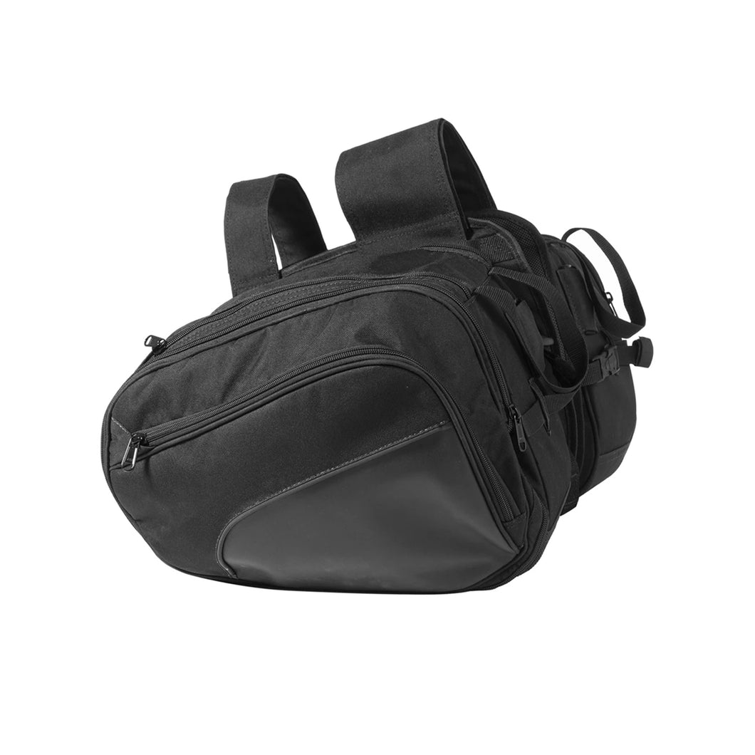 Nomad USA Motorcycle Saddlebags for Sports Bikes