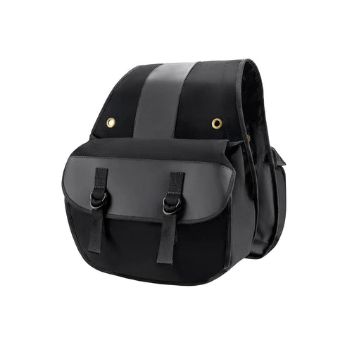 Nomad USA Canvas Motorcycle Saddlebags