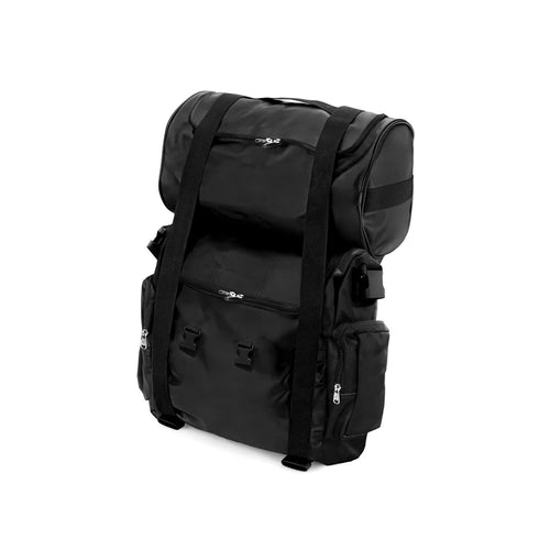 Nomad USA Aero Medium Expandable Motorcycle Sissy Bar Bags