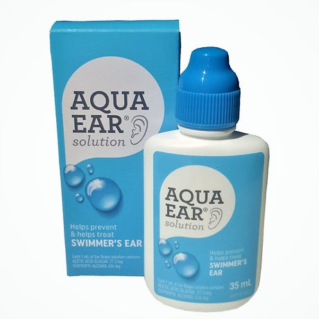 aqua ear solution for swimmers ear