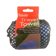 Antibacterial Microfibre Travel Towel