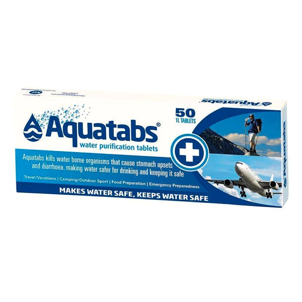 Aquatabs (50 tabs)