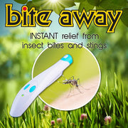 bite away instant relief from insect bites and stings