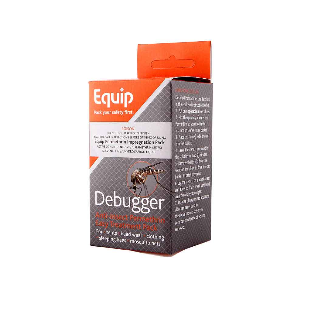 debugger permethrin insecticide solution