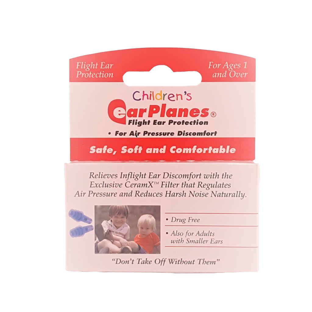 Earplanes Ear Protection Plugs