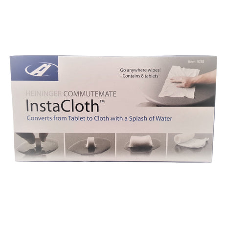 instacloth 8 tablets per pack