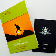 the little book staying healthy when travelling