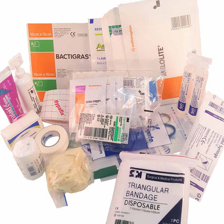 sea and surf first aid kit contents