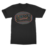 Love yourself  Adult T-Shirt