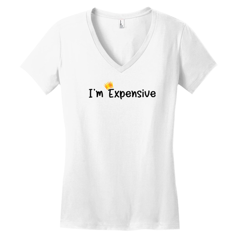 I am Expensive -T-Shirts- Womens