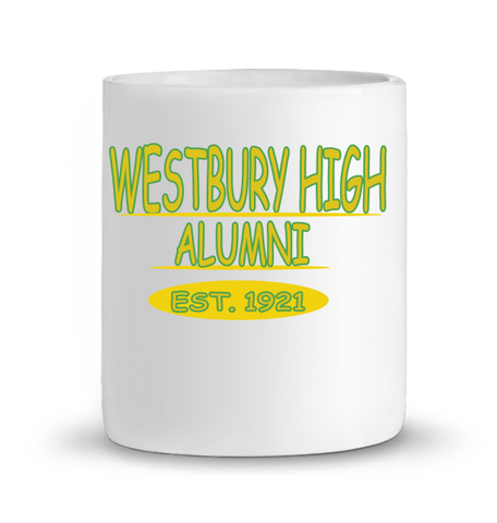 WESTBURY HIGH ALUMNI Ceramic Mug