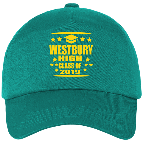 WESTBURY HIGH CLASS OF 2019 Cap