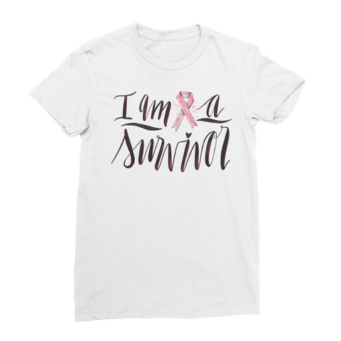 I am a survivior Classic Women's T-Shirt