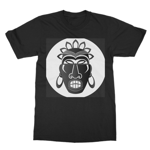 african mask Classic Adult T-Shirt