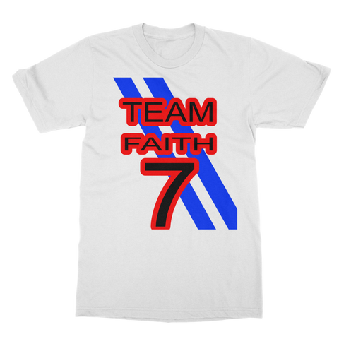 TEAM FAITH Classic Adult T-Shirt