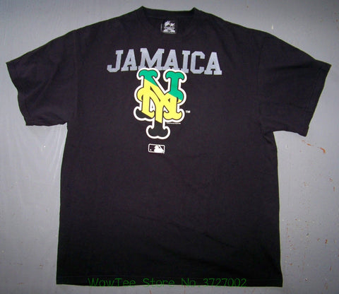 T-shirt Jamaica Ny Yankees Baseball / Black Size L T-shirt