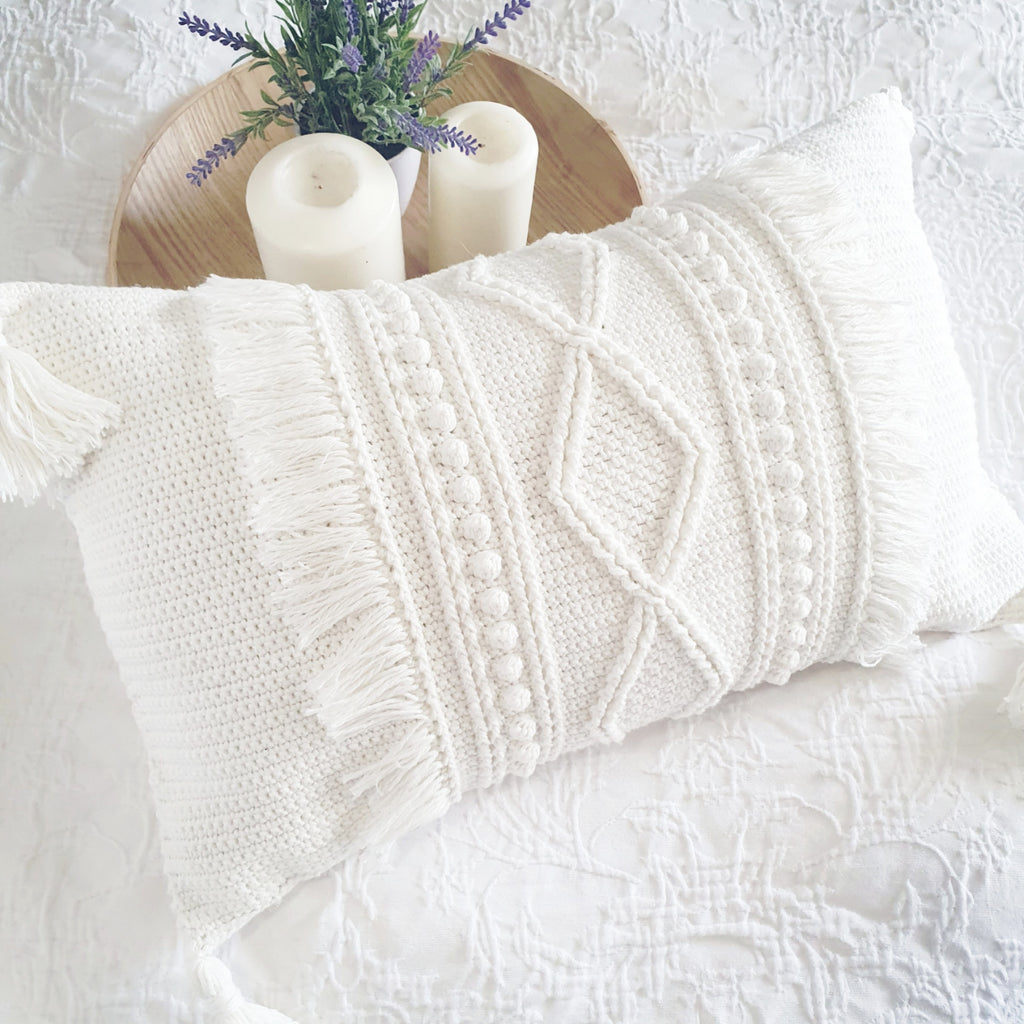 CROCHET PATTERN - Tribal Dreams Pillow
