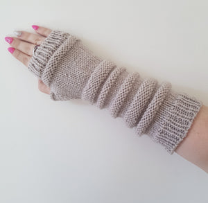 PATTERN ONLY - Knitted Delilah Gloves