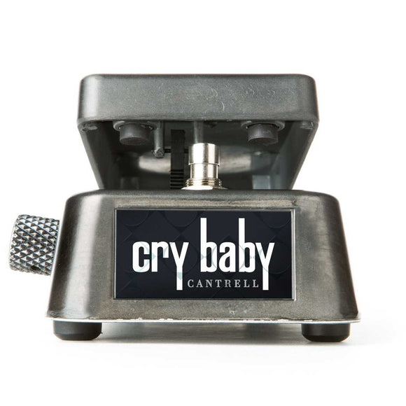 Dunlop JC95B Jerry Cantrell Rainier Fog Cry Baby Wah Pedal