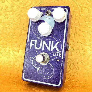 SolidGoldFX FunkLite Envelope Filter