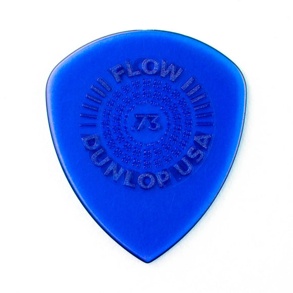 Dunlop FLOW Standard Pick Player's Pack - 6 Picks