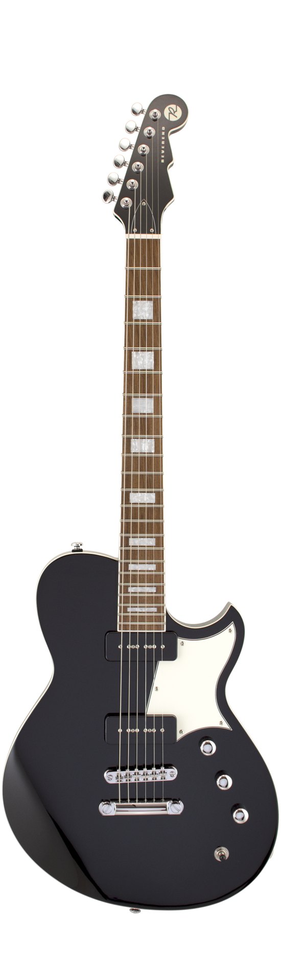Reverend Guitars Contender 290 Midnight Black