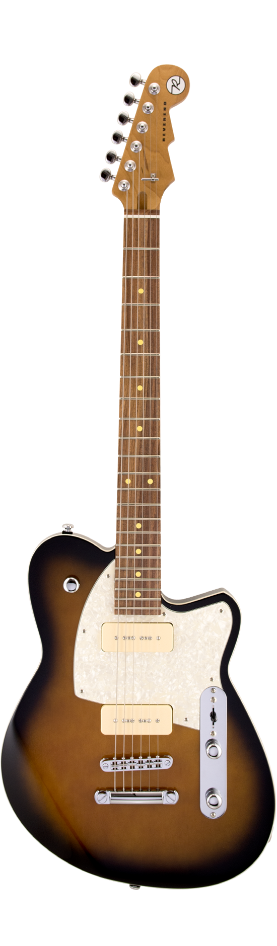 Reverend Guitars Charger 290 Coffee Burst