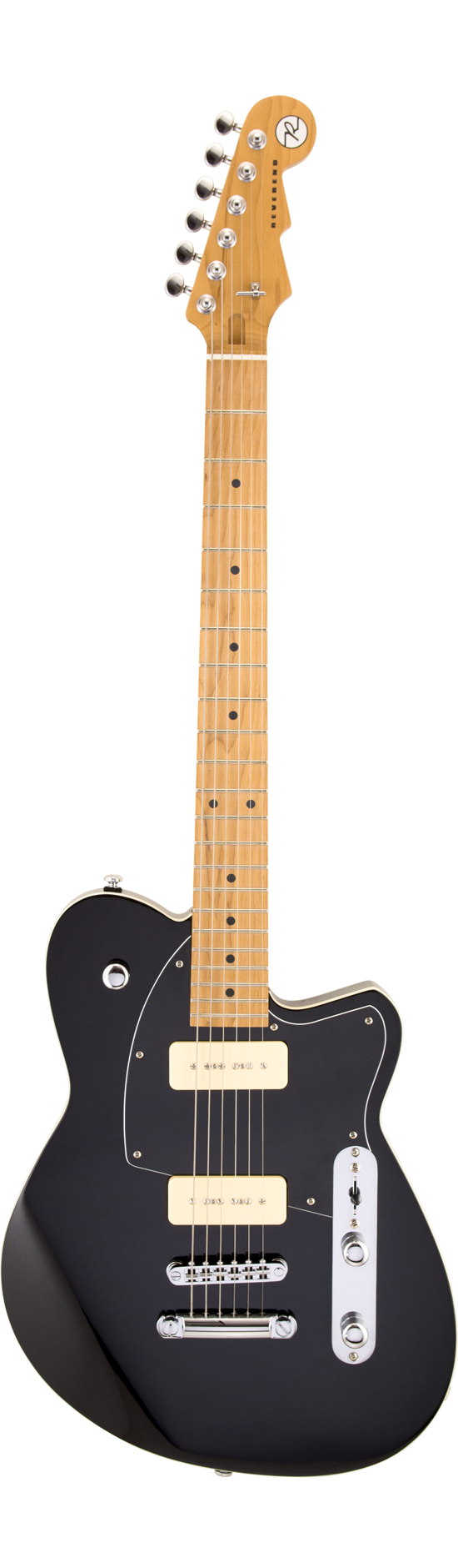 Reverend Guitars Charger 290 Midnight Black