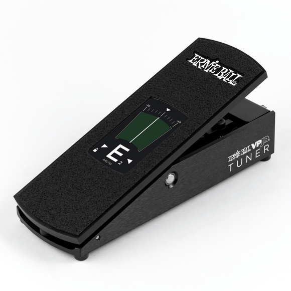 Ernie Ball VPJR Black Tuner Volume Pedal