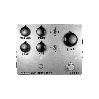 Fairfield Circuitry Meet Maude Analogue Delay