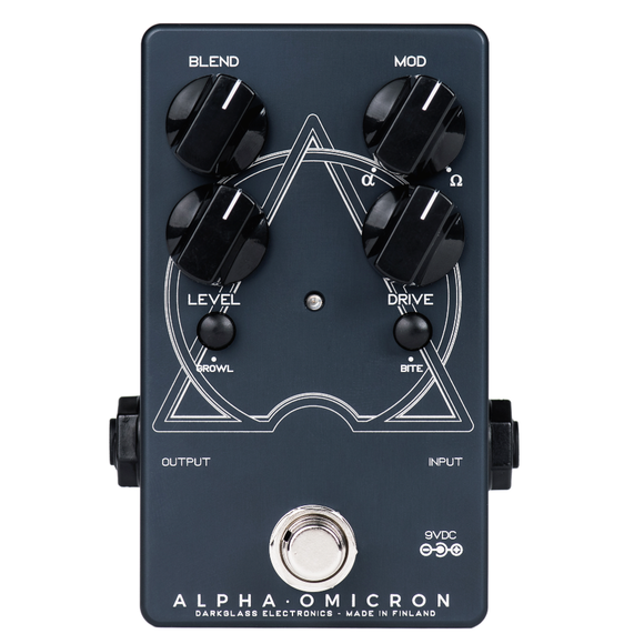 Darkglass Electronics Alpha Omicron Bass Preamp/OD