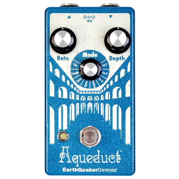 EarthQuaker Devices Aqueduct Vibrato