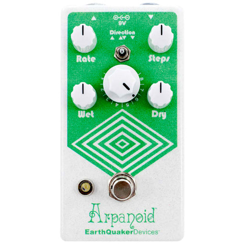 EarthQuaker Devices Arpanoid Polyphonic Pitch Arpeggiator