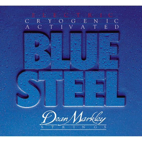 Dean Markley Blue Steel 10-46 Reg Electric Guitar Strings 2556