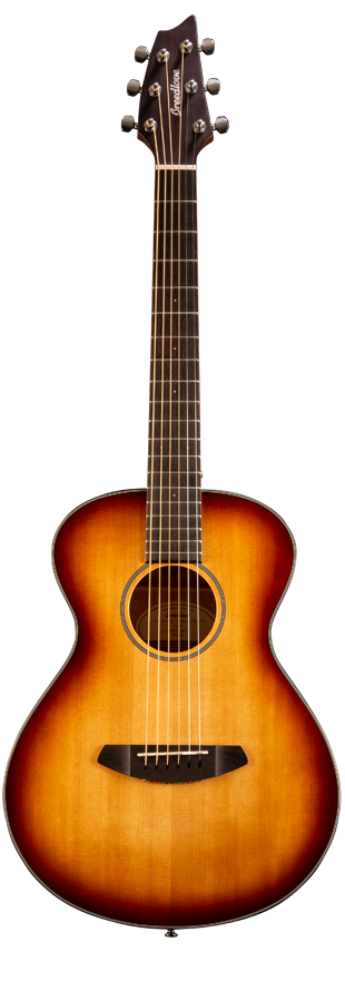 Breedlove Discovery Sunburst Companion Acoustic Guitar