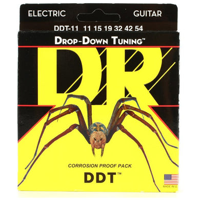DR DDT-9 Drop Down Tuning Electric Guitar Light 9-42