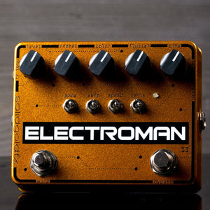 SolidGoldFX Ecelctroman MKII - Modulated Delay