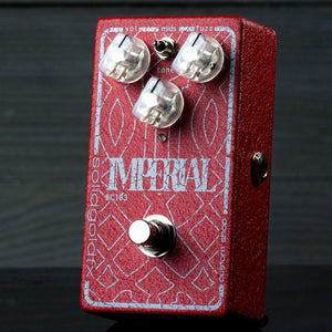 SolidGoldFX Imperial BC183 Custom Shop Distressed Red