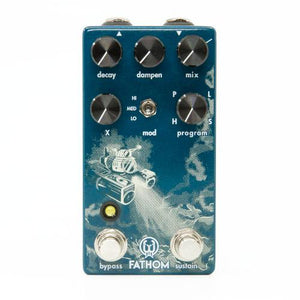 Walrus Audio Fathom Multi Function Reverb